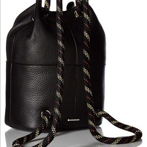 Gift! 🎁 Rebecca Minkoff Climbing Rope Backpack